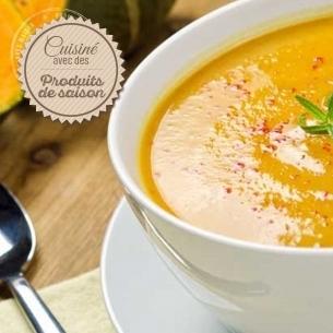 Les soupes Velouté de Butternut