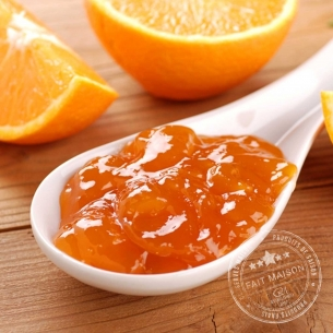 Confitures Confiture d'orange au Grand Marnier