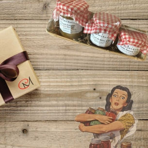 "Gift boxes Coffret \""Gourmandise\\"""