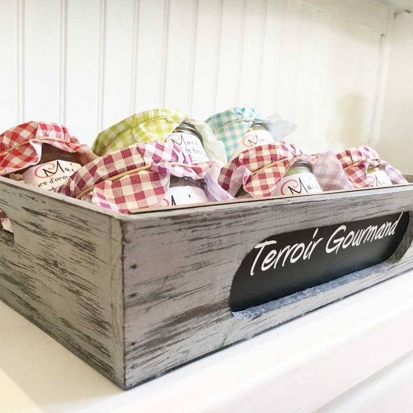 "Gift boxes Coffret \""Terroir\\"""