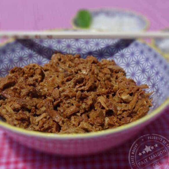 CMaison World cookery Caramel pork and coconut milk