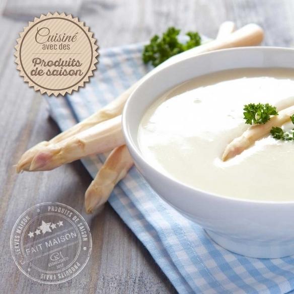 Soups Cream of Asparagus