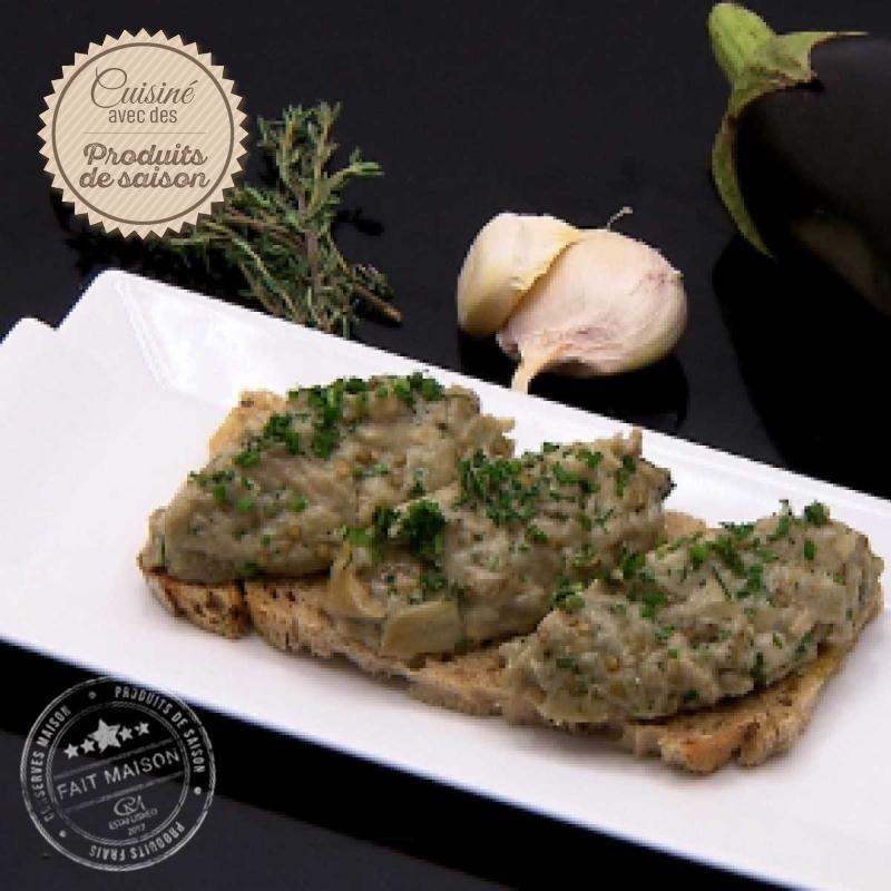CMaison Les tartinables Caviar d'aubergines