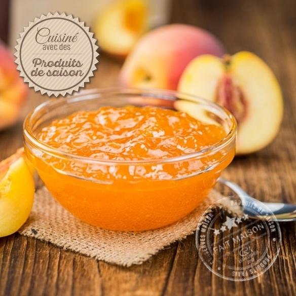 JAMS Peach jam