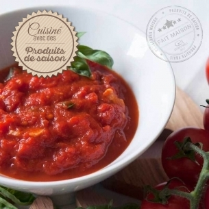CMaison Sauces Coulis de tomates