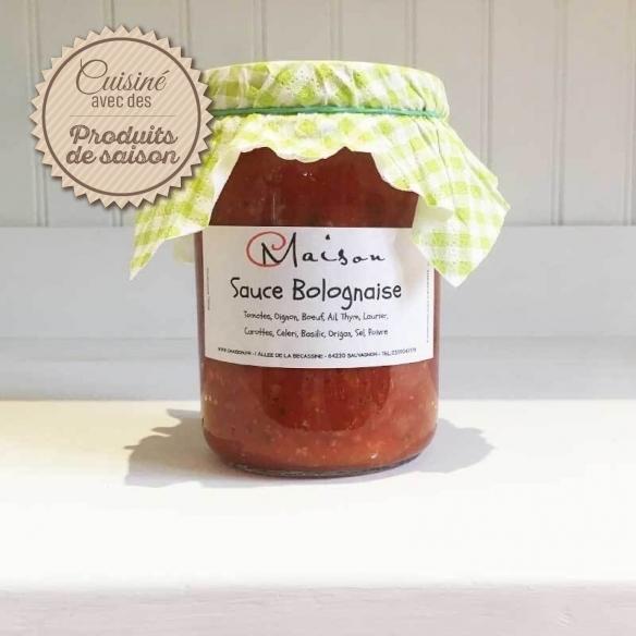 CMaison Sauces Sauce bolognaise